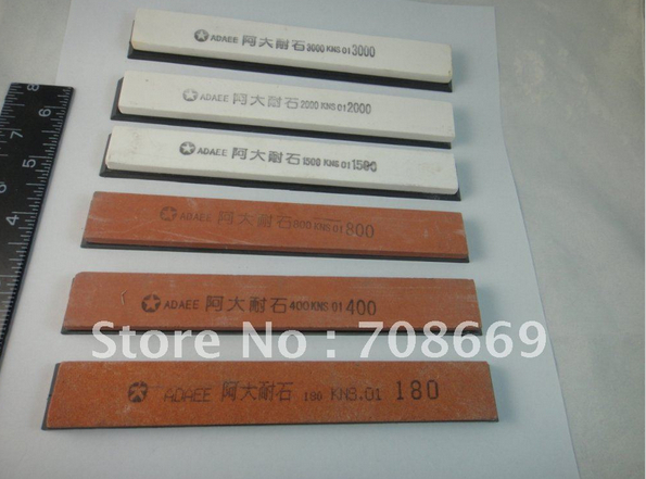 Sharpening Stones For Sharpener Professional Sharpening System 6 Stones