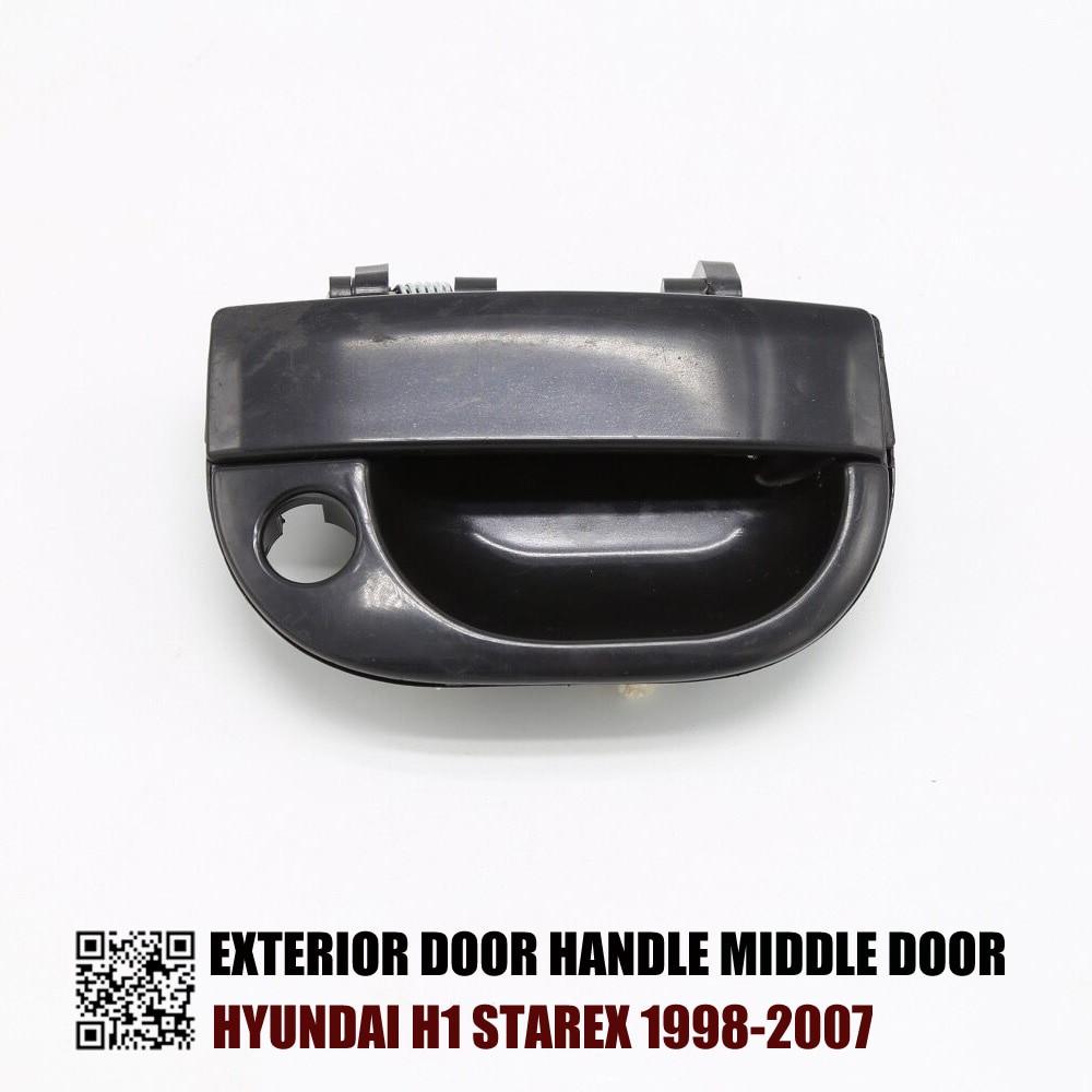 OKC EXTERIOR MIDDLE DOOR HANDLE FOR HYUNDAI H1 STAREX 1998 2007 -in ...