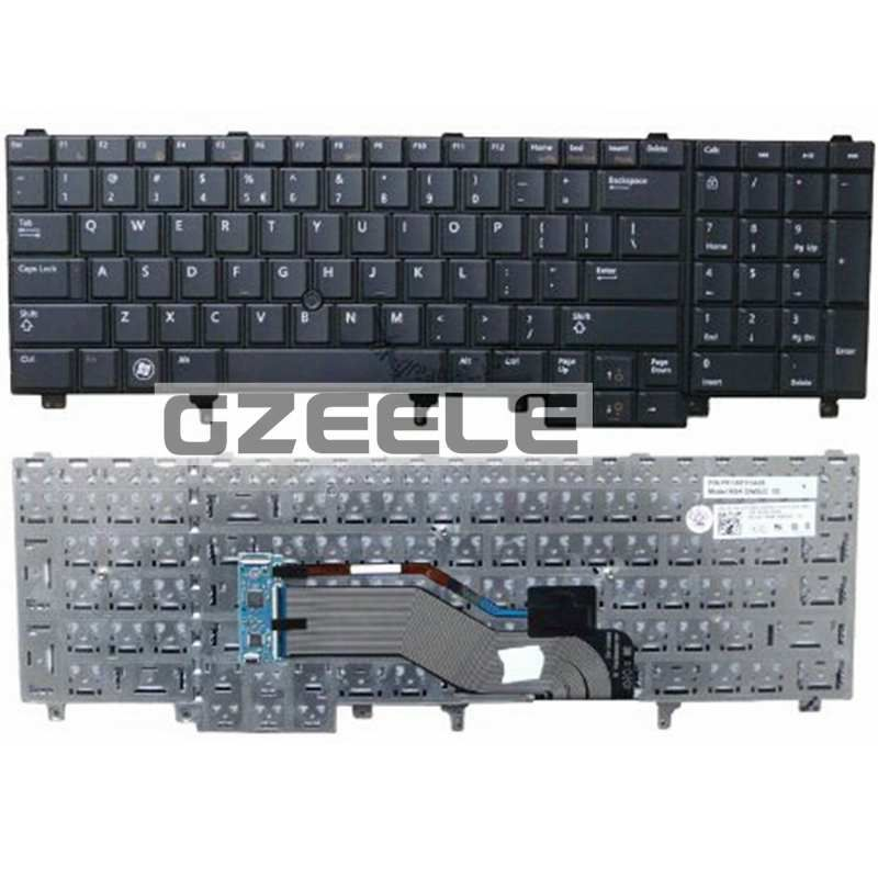 NOUVEL Ordinateur Portable clavier pour dell E6520 E5520 M4600 M6600 E5530 E6530 M4700 M6700 E6540NOUVEL Ordinateur Portable clavier pour dell E6520 E5520 M4600 M6600 E5530 E6530 M4700 M6700 E6540