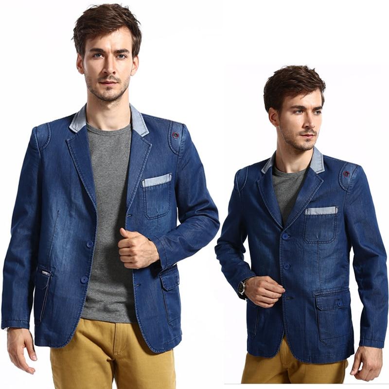 Men Suit Jacket Jeans Promotion-Shop for Promotional Men Suit ...