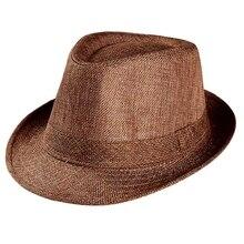 Women Men Fedora Hat With Bowler British Gentleman Elegant L