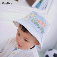 CmsDxz 2018 Baby Boy Girls Cap Fashion Double Sided Wearable New Baby Boy Hats Knitted Monkey