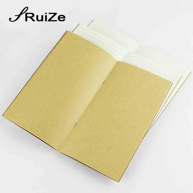 Wholesale 3 Pcs Lot Traveler S Notebook Filler Papers