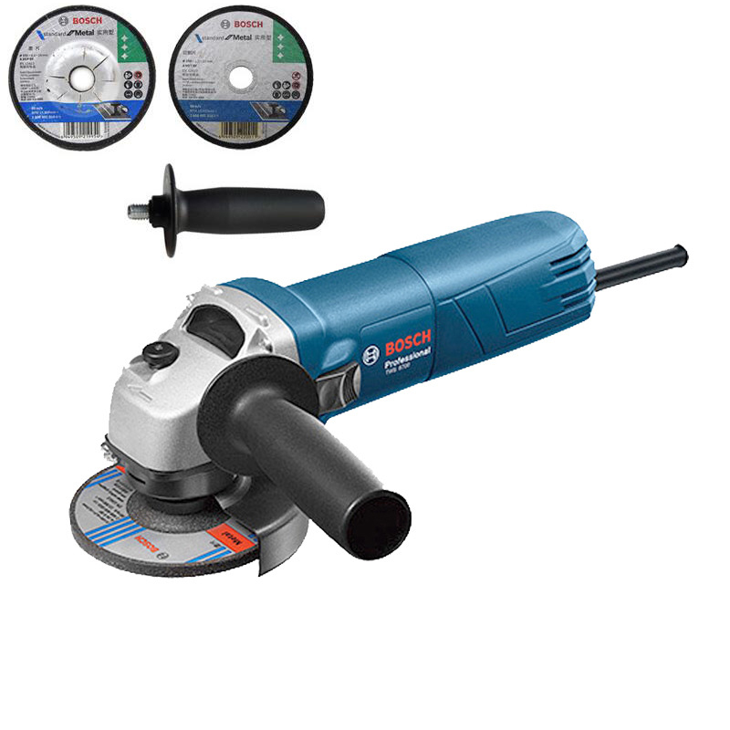 все цены на 100mm Electric angle grinder Hand Milling Grinding cutting and Polishing Machine 4