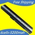 JIGU laptop battery for ASUS K52 a52j A52JB A52JK A52JR A52JR-X1 K42F-A2B K42JB K42JR K42J VK52 K52f-a1 K52f-sx051v K52F-SX060D