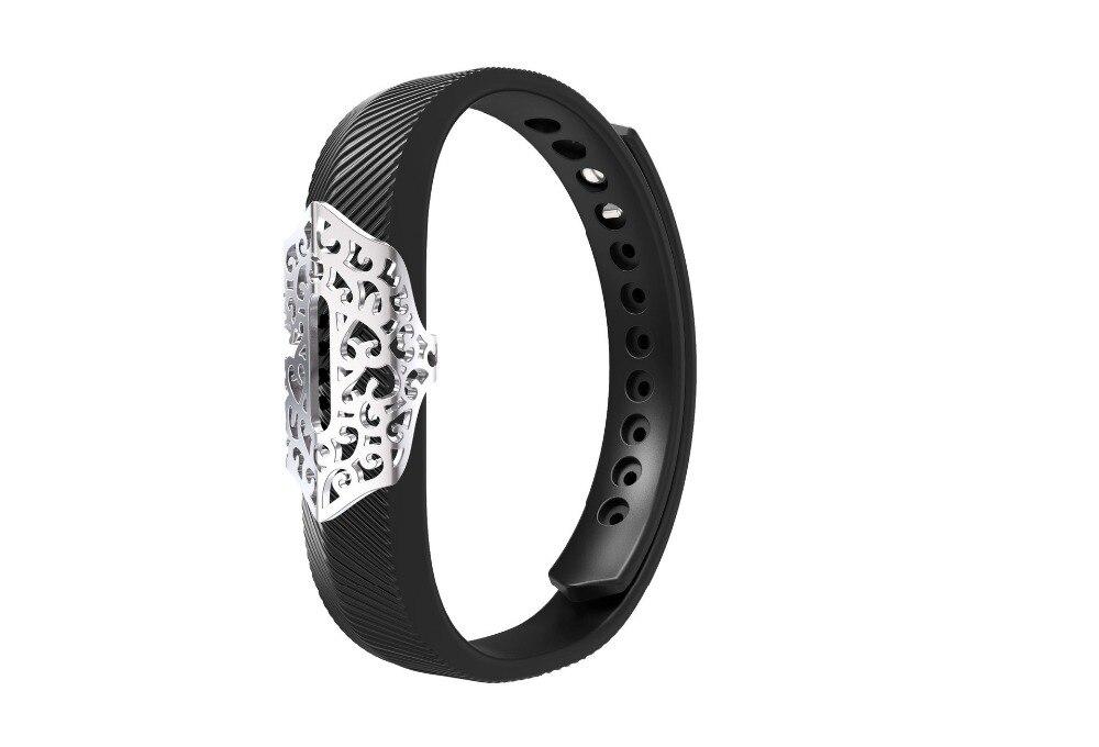 Fashion Luxury Fitbit flex2 Watchband Accessories Kit Decorations for Fitbit flex2