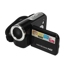 Portable 1.5 Inch TFT 16MP 8X Digital Zoom Video Camcorder Camera DV Multi-language Outdoor Photograph + USB Cable Wholesale