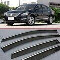 Для Nissan Altima 2013-2015 Окно Ветер Дефлектор Козырек Дождь/Вс Гвардии Vent