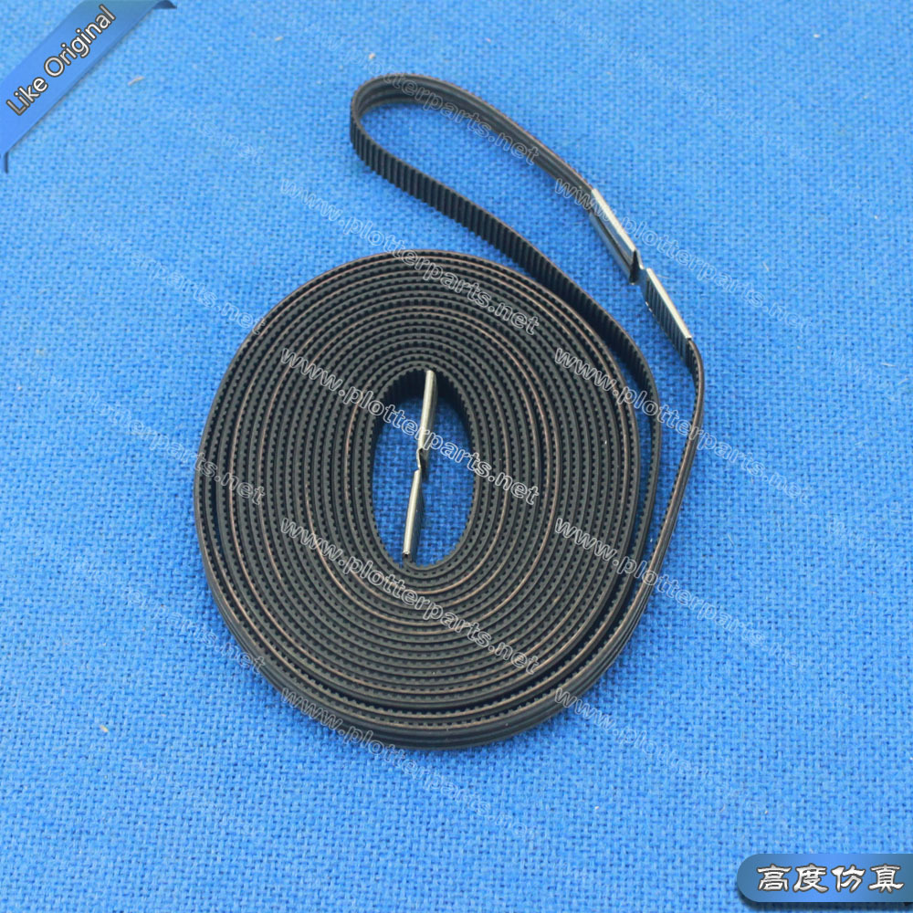 Q1253-60066 C6095-60183 Q1253-60021 carriage belt 60-inch for HP DesignJet 5000 5100 5500 like original Free shipping 2017 popular ender 2 3d printer diy kit easy assemble cheap reprap prusa i3 3d printer with filament 8g sd card tools