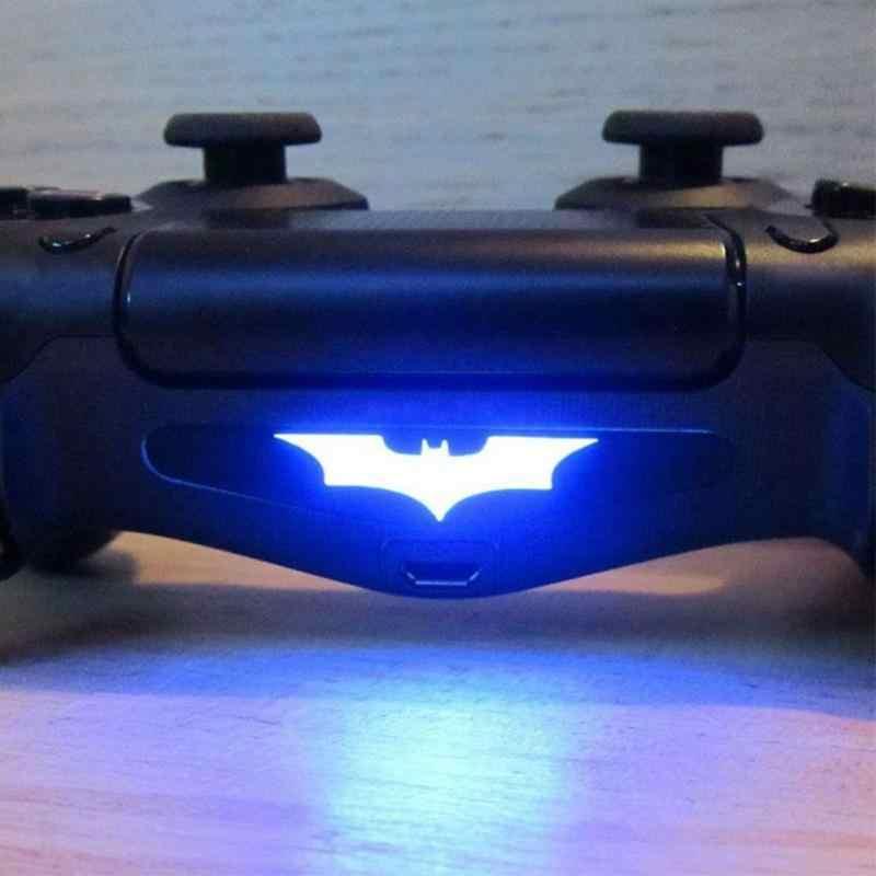 1 Pcs/5 Pcs LED Light Bar Decal Sticker For PlayStation 4 for PS4 Controller Dual Shock joystick decor film