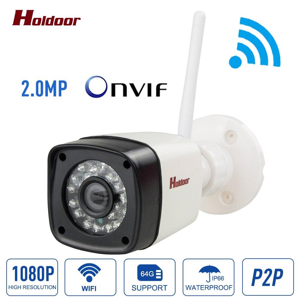IP Camera 1080P HD CCTV Video Surveillance Security Wifi Camera Onvif2 0 4 Day Night P2p