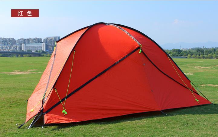 3 Murs Hillman ultralarge 480*480*200 CM de haute qualité imperméable à l'eau camping soleil en plein air abri tente familiale grand auvent