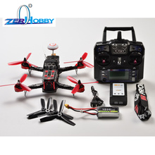 Falcon 250 FPV Racing Drone RC Remote Control Quadcopter RTF With 700TV HD Camera With CC3D Control System