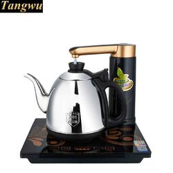 Full intelligent electric teapot automatic water tea sets kettle full stove
