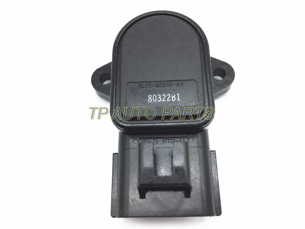 HOT SALE] TPS Throttle Position Sensor 6L2E9E928AA For Ford