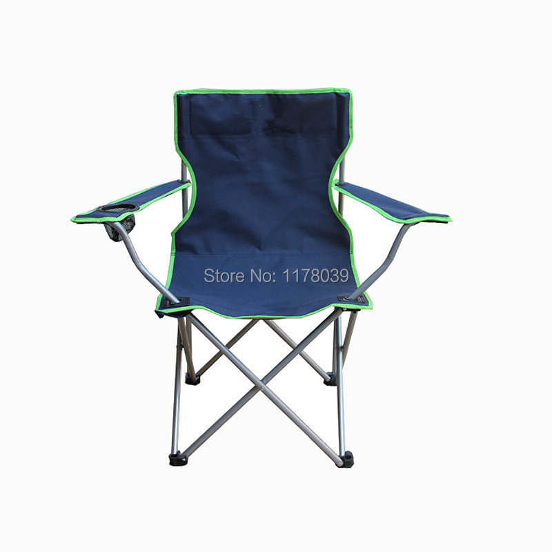 Outdoor Furniture Folding Chairs,outdoor Lounge Beach Chairs,Portable  Camping Metal Folding Armchair,