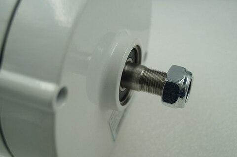rpm alternador ima permanente geradores de 200