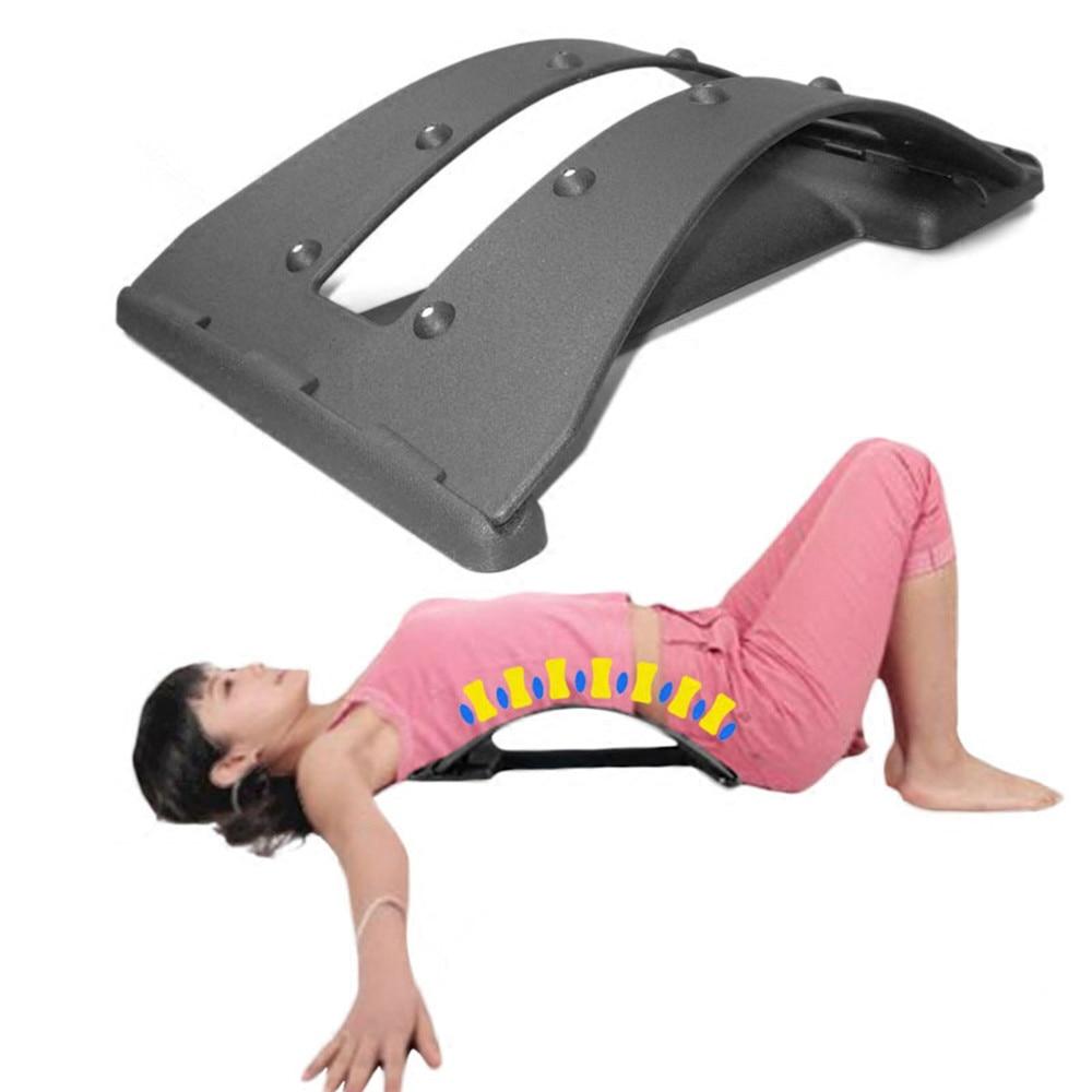 Focrelaxer Back Massage Stretcher Stretching Magic Lumbar