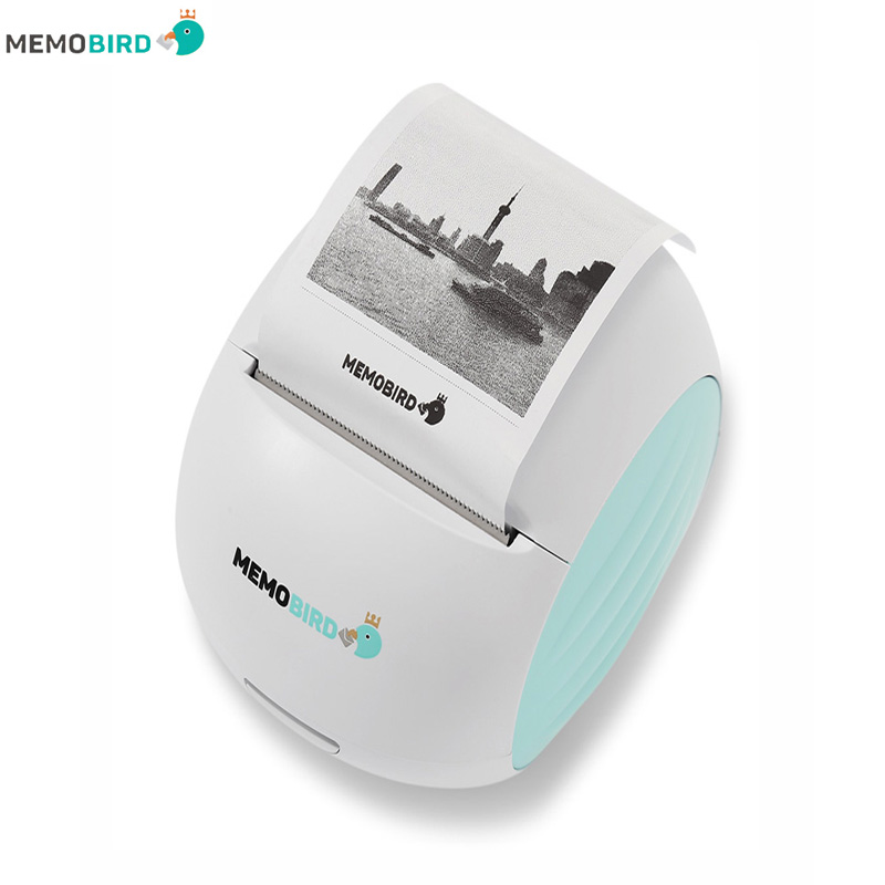 Printers Memobird G2 New  Thermal Printers Barcode Printers WiFi Wireless Remote Phone Photo Printer Any Language