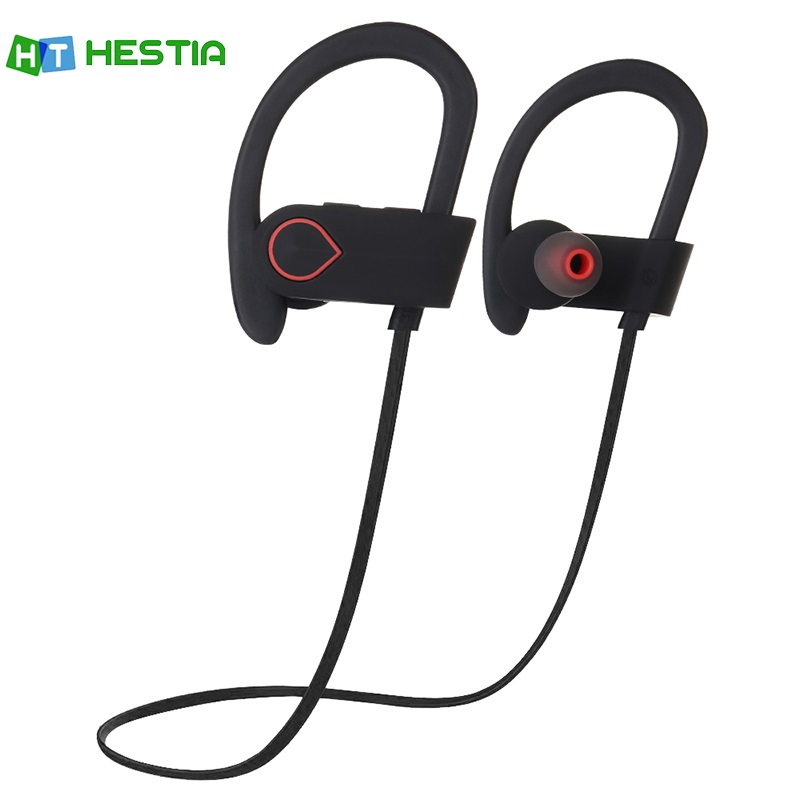 HESTIA V9 Bluetooth Headphone Wireless Sports Headphones Stereo Earphones Heavy Bass Headset For Smart Phones iPhone/Samsung