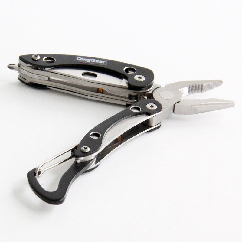 QingGear multifunktsionaalsete tangide tööriist nugafaili - Käsitööriistad - Foto 5