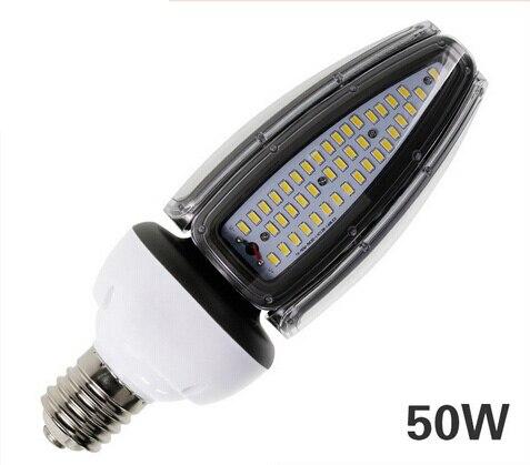 led street light 50W E26 E27 E39 E40 road lamp led corn light Waterproof IP65 AC110v 220v Outdoor Industrial Warehouse light