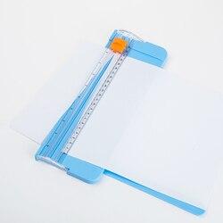 JIANWU 1 шт., креативный и практичный мини-аппарат для резки бумаги, простой резак для бумаги, офисные принадлежности