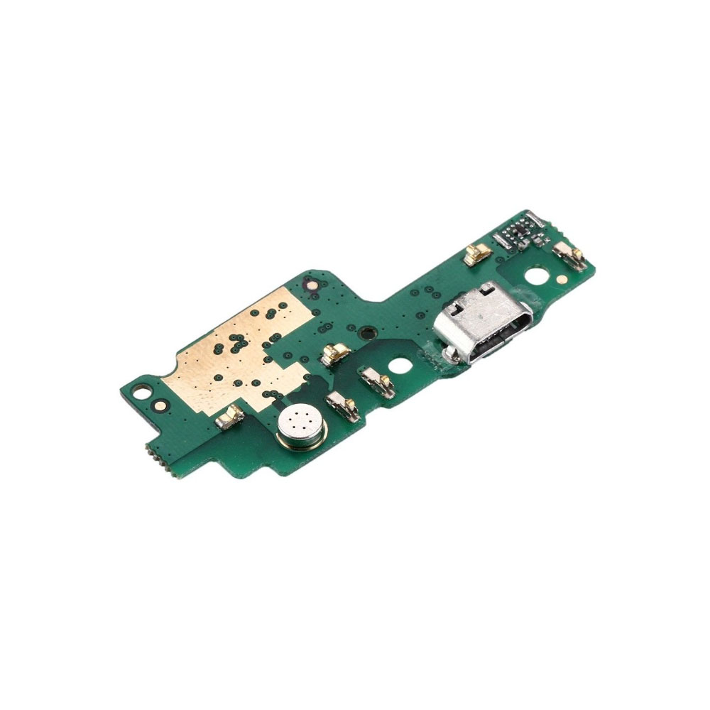 For Huawei Y6 II /Honor 5A Charger Dock Connector Micro USB Charging Board Port Flex Cable Ribbon Replacement Parts