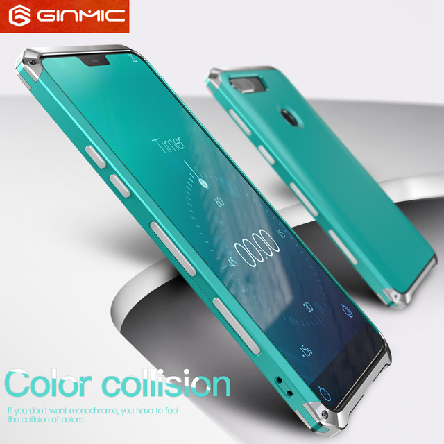 reputable site 77629 e6608 US $9.74 30% OFF| For Oppo R15 Case metal Aviation aluminum anti fall anti  knock good protection Solies Case shell for Oppo R15-in Fitted Cases from  ...