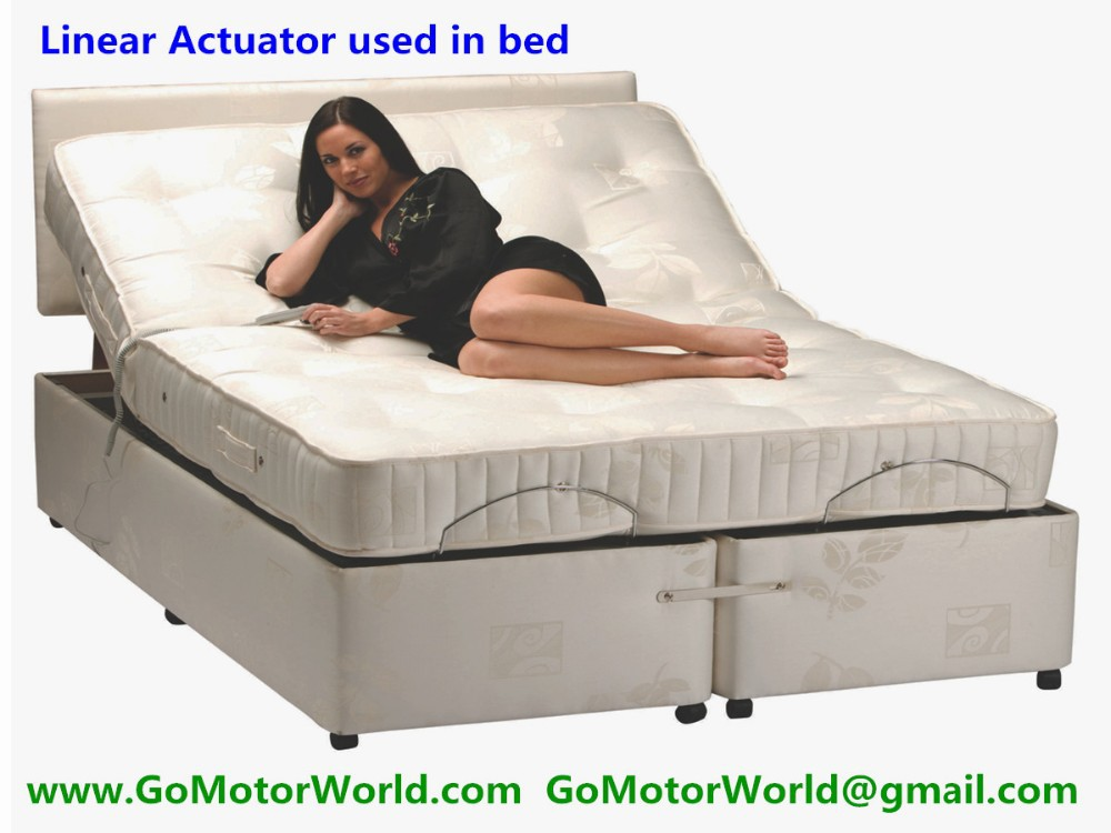 LA21 24V Linear actuator used in bed