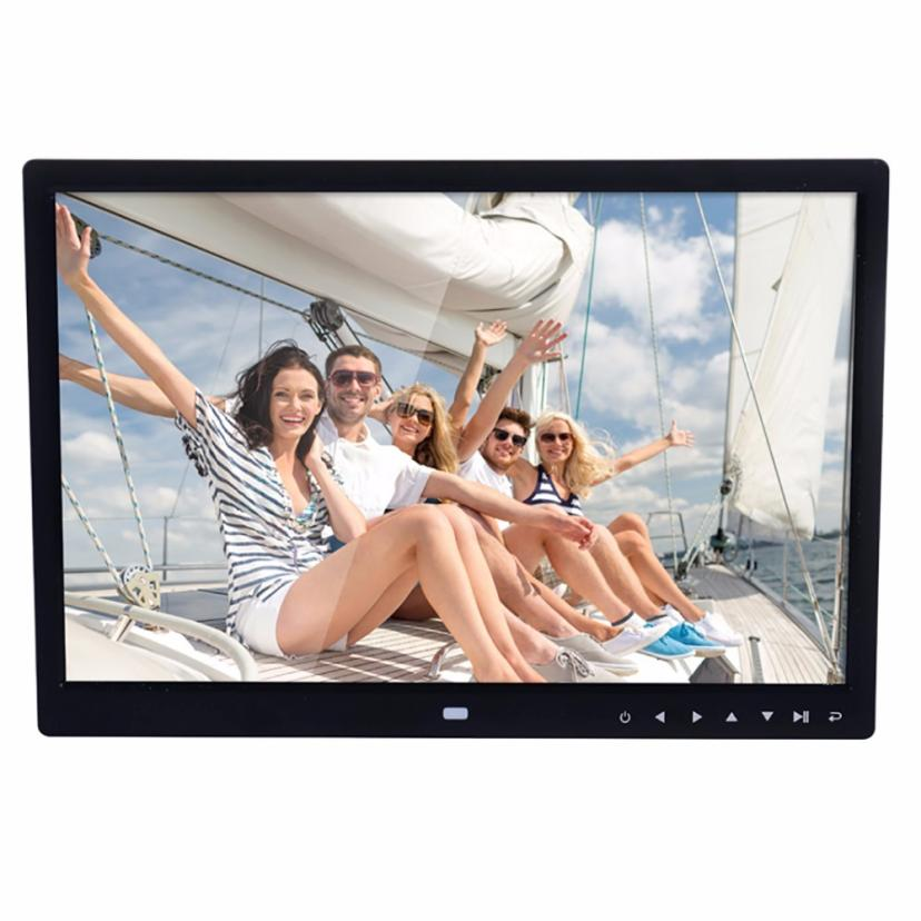 Best Price 15-Inch Photo Frame with Multimedia Playback Contemporary Design With Touch Button beauty gift top quality fe9 best price 5pin cable for outdoor printer
