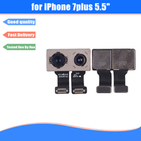 Original New Back Rear Camera Module Flex Ribbon Cable For IPhone 7 Plus 5 5 Replacement