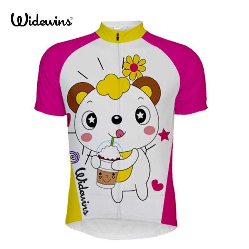 Clothing Jersey Shirts Short-Sleeves Bike Bicycle Women 5838 Ice-Cream Rabbit