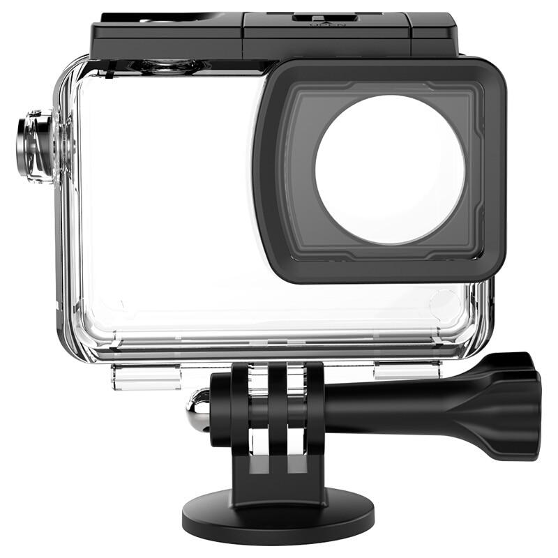 Image 2 - Original SJCAM Accessories SJ8 Series Underwater Housing Waterproof Case For SJ8 Pro / SJ8 Plus / SJ8 Air 4K Action Camera-in Sports Camcorder Cases from Consumer Electronics