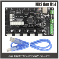 Latest MKS Gen V1.4 control board Mega 2560 R3 motherboard RepRap Ramps1.4 compatible, with USB