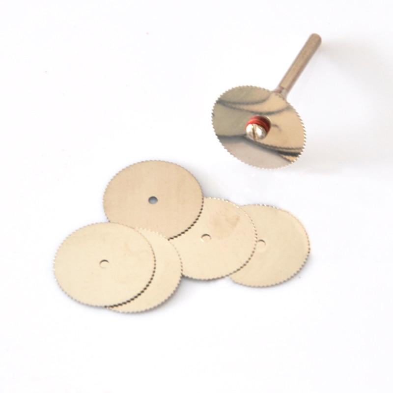 5vnt 32mm metalinis pjovimo diskas dremel sukamasis įrankis diskinis - Abrazyviniai įrankiai - Nuotrauka 1