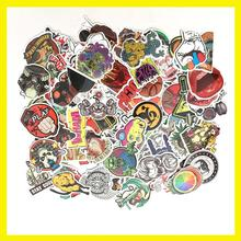300 pcs mixed single sticker waterproof home decor Doodle laptop motorcycle bike travel case decal Car accessories car sticker