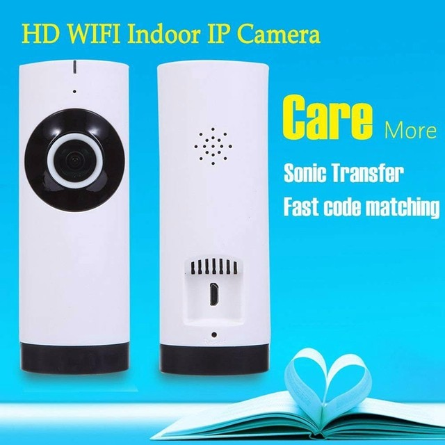 HD Security Wifi Smart Camera 6