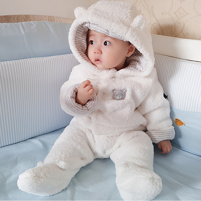f4a792525b56 tender Babies Baby Clothing 2018 New Newborn Baby Boy Girl Romper ...