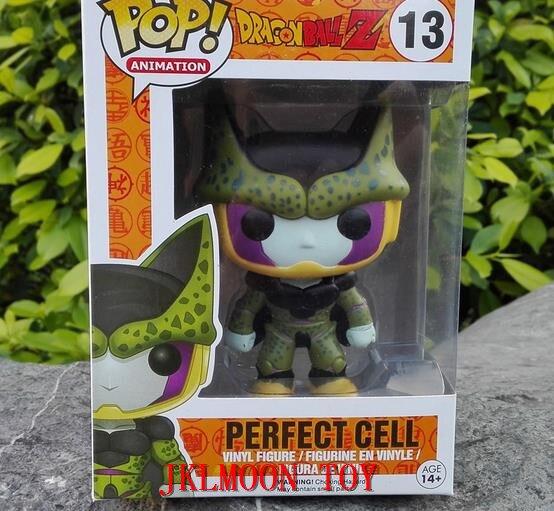 10cm Mini Dragon Ball Z PVC Action Figure