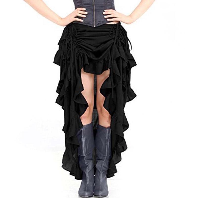 4010cbf19ea Las-mujeres-de-falda-de-verano-de-2019-nuevo-dobladillo-asim-trico-de -encaje-tnicos-de.jpg