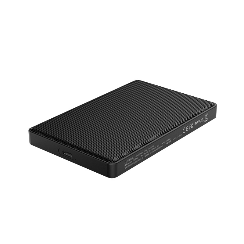 "ORICO 2.5"" Type C SATA HDD Case Full Mesh HDD Hard Disk Drive External 5Gbps HDD Enclosure USB3.0 Hard Drive Enclosure"