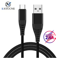 USB Type C Cable Quick Charge For Samsung S9 S8 Fast Charge Type-C Mobile Phone Charging For Xiaomi mi a2 9 Oneplus USB C Cables аксессуар oneplus dash charge usb type c 1 0m red 0202003201
