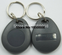 100pcs 125Khz Proximity RFID T5577 Smart Card Read and Rewriteable Token Tag Keyfobs Keychains Access Control