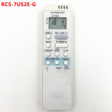 Original AC Remote Control RCS 7US2E G RCS 7US2E G For Sanyo Air Conditioner