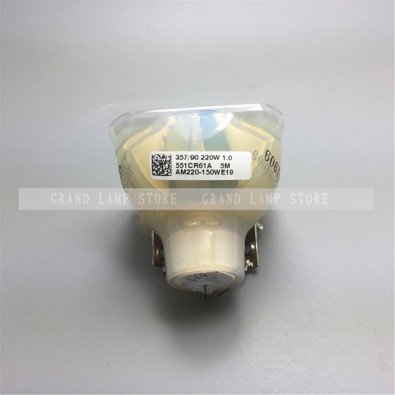 Original Projector bare lamp bulb EC.J2101.001 UHP 200/150W for PD100/PD100D/PD100PD/PD100S/PD120/PD120D/PD120PD/Xd117 Happybate цена