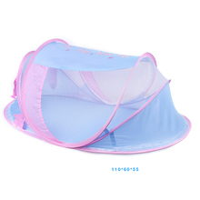Indoor and Outdoor Mosquito Net Anti-mosquito Sub-children Bed Portable Folding Pillow Mattress Baby Decoration