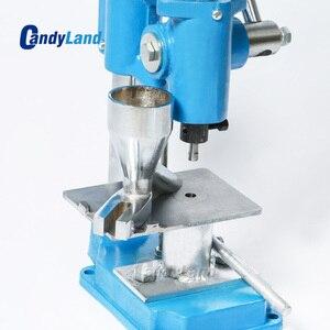 Image 2 - CandyLand Mini Pille Presse Maschine Manuelle Tablet Pille presse simulator Für Calcium Tablet Sterben Form Zucker, Der Gerät