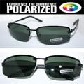 Rimless 2014 Driver's TAC enhanced polarized polaroid polarised golf sport UV 400 Men's sunglasses with foam bag n box