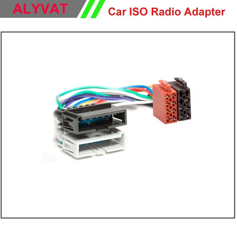 Toyota Radio Wiring Harness Adapter : Car iso stereo wiring harness for toyota lexus daihatsu
